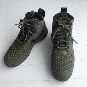 [Nike] NEW LF1 Lunar Force One Duckboot Olive NWOB